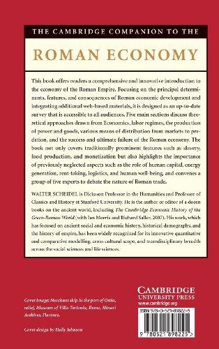 The Cambridge Companion to the Roman Economy Hardback (Cambridge Companions to the Ancient World)