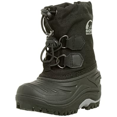 Sorel Super Trooper 1518 - Waterproof Winter Boot (Toddler/Little Kid/Big Kid)