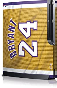 NBA - Player Jerseys - Kobe Bryant Los Angeles Lakers Jersey - Sony Playstation 3 PS3... by Skinit