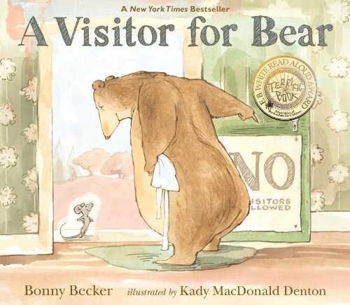 A Visitor for Bear (Bear and Mouse) (No Visitors For Bear compare prices)