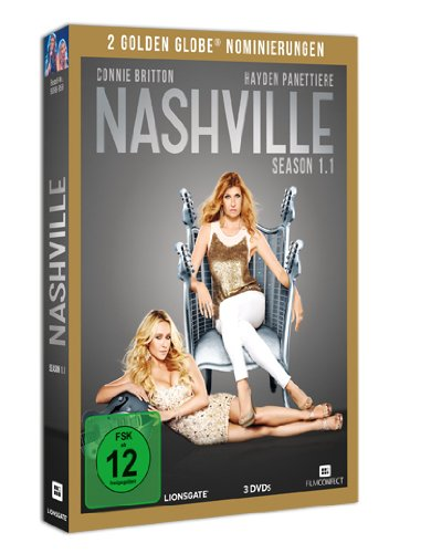 Nashville - Season 1.1 [3 DVDs]
