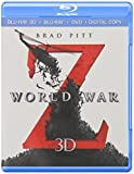 World War Z. [Blu-ray] [US Import]