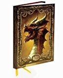 Flame Tree Publishing Dragon - Red (Foiled Journal) (Flame Tree Notebooks)
