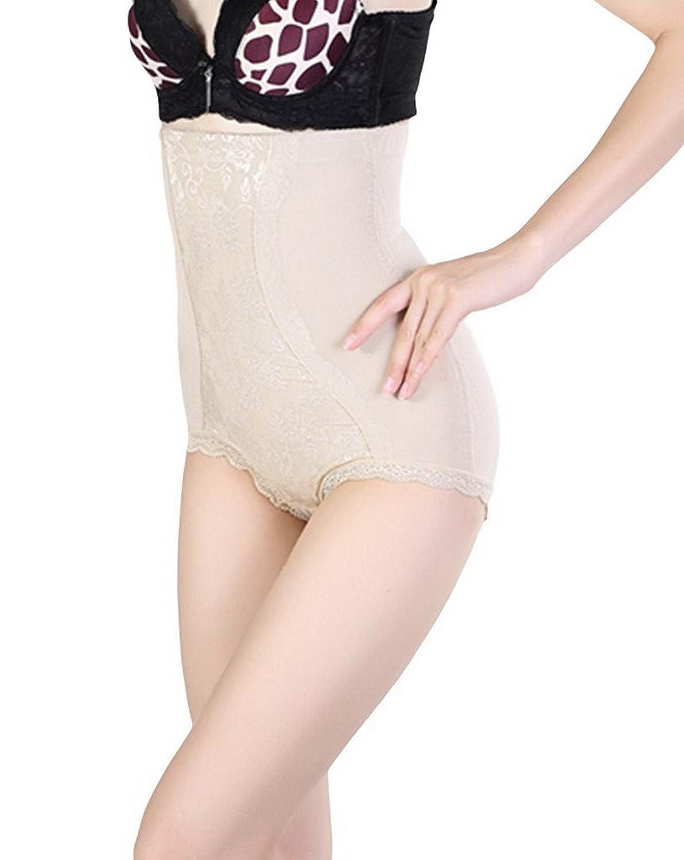 Bigood 1*Figur-Body Frauen Damen Miederpants Body sculpting Unterwäsche Hoch Taille Hautfarbe günstig bestellen