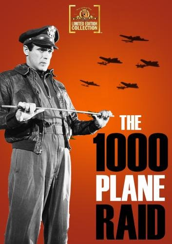 1000 Plane Raid [DVD] [1969] [Region 1] [US Import] [NTSC]