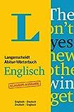 Book - Langenscheidt Abitur-W�rterbuch Englisch  - Buch mit Online-Anbindung: Ideal f�r Klausuren, Englisch-Deutsch / Deutsch-Englisch (Langenscheidt Abitur-W�rterb�cher)