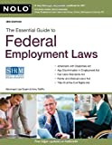 img - for By Lisa Guerin J.D. The Essential Guide to Federal Employment Laws (3rd Edition) book / textbook / text book