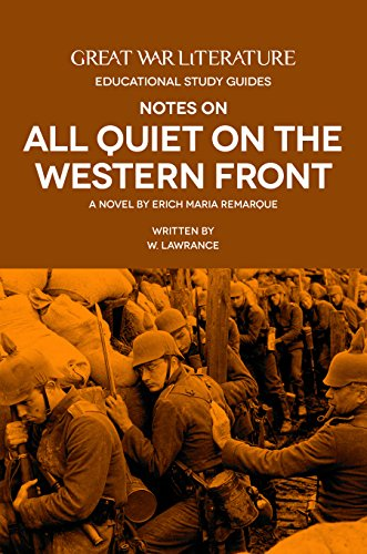 an analysis of the four main themes in erich maria remarques book all quiet on the western front on  All quiet on the western front: theme analysis, free study guides and book notes including comprehensive chapter analysis, complete summary analysis, author biography information, character profiles, theme analysis, metaphor analysis, and top ten quotes on classic literature.