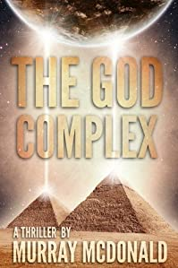 The God Complex: A Thriller by Murray McDonald ebook deal