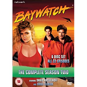 Baywatch - The Complete Season Two (UK version)