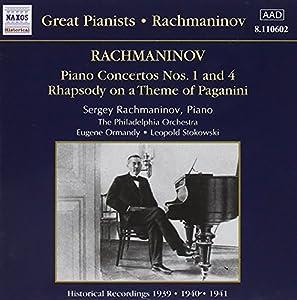 Piano Concertos Nos. 1 & 4