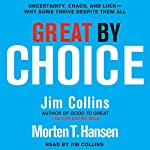 Great by Choice | Jim Collins,Morten T. Hansen