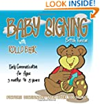 Baby Signing with Rollo Bear - Britis...