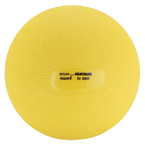 HEAVY MED WEIGHTED BALL 5LB