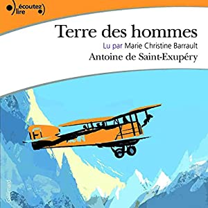 Terre des hommes Audiobook
