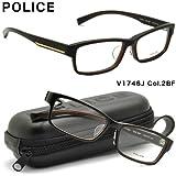 【ポリス メガネ】POLICE V1746J 2BF police メガネフレーム