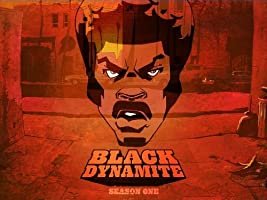 Black Dynamite Season 1 [HD]