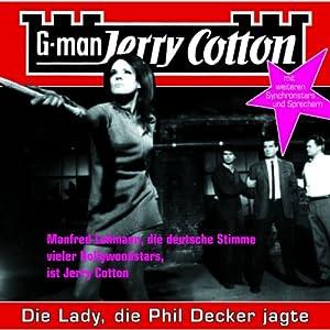 Die Lady, die Phil Decker jagte (Jerry Cotton 8) Hörspiel