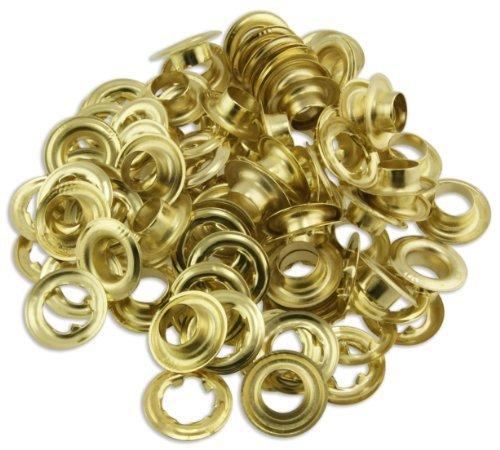 50pc Quality Brass 1/2