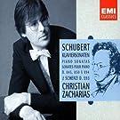 Schubert: Piano Sonatas/Scherzi