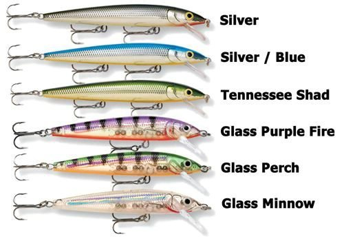 Best Rapala Husky Jerk 06 Fishing Lure (Glass Minnow)