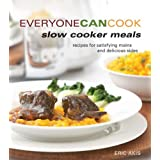 Everyone Can Cook Slow Cooker Mealsby Eric Akis