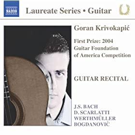 Guitar Recital: Goran Krivokapic
