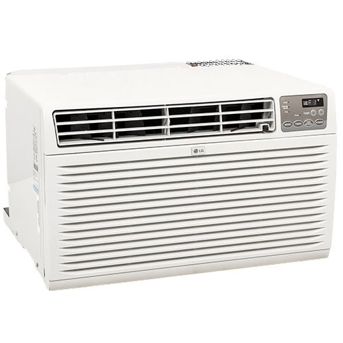 Lg Electronics 8,000 Btu 115-Volt Through-The-Wall Air Conditioner With Remote front-4159