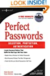 Perfect Password: Selection, Protecti...
