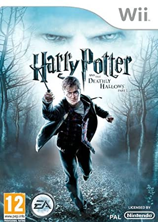 Harry Potter and The Deathly Hallows - Part 1 (Wii) by Electronic Arts