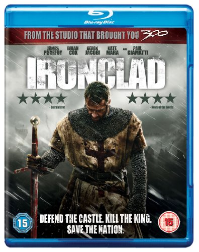 Железный рыцарь / Ironclad (2011) BDRip-AVC