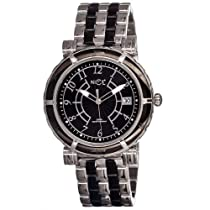 Nice Italy Stefania Ladies Watch (Black Dial)