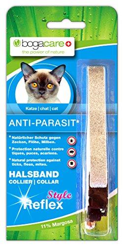 bogacare-ubo0428-anti-parasit-vlies-halsband-katze-style-reflex-silber