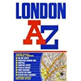 London Street Atlas (paperback) (A-Z Street Atlas)by Geographers A-Z Map...