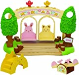 Sylvanian Families Nursery Playground Swing Set