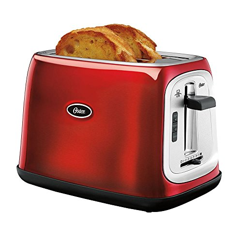 Oster 2 Slice Toaster Red (Oster Toaster 2 Slice Red compare prices)