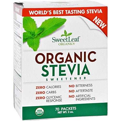 SWEETLEAF STEVIA STEVIA ORG, 70 (Sweetleaf Extract compare prices)