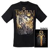 Merchandise - Trivium - T-Shirt Seagraves (in XL) von Trivium