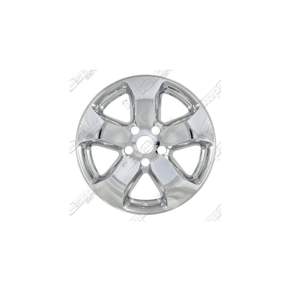 "2011 2012 JEEP GRAND CHEROKEE 18"" Chrome Wheel Skin Covers IWCIMP/348X"