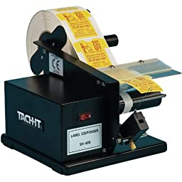 Tach-It SH400 Economical Semi-Automatic Label Dispenser