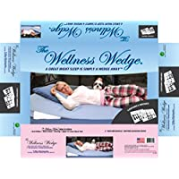 "Foam Wedge Alternative - Easy-to-Use and Store Adjustable Bed / Mattress Elevation / Back Support System By Wellness Wedge          Click for more info     Customer Rating:       First tagged ""acid reflux"" by Flute *rangler"
