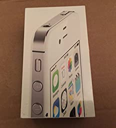 Apple iPhone 4S 8GB 3G Smartphone White - Sprint