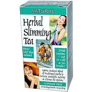 Slimming Tea Natural - 24 bags,(21st Century)