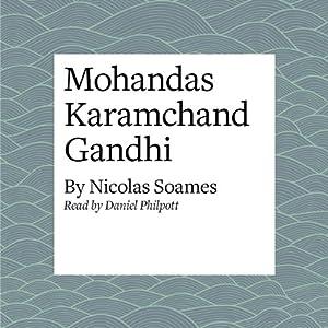 Mohandas Karamchand Gandhi Audiobook