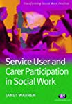 Service User and Carer Participation...