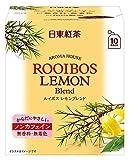 日東紅茶 アロマハウス ルイボスレモン 10袋入り ×6個