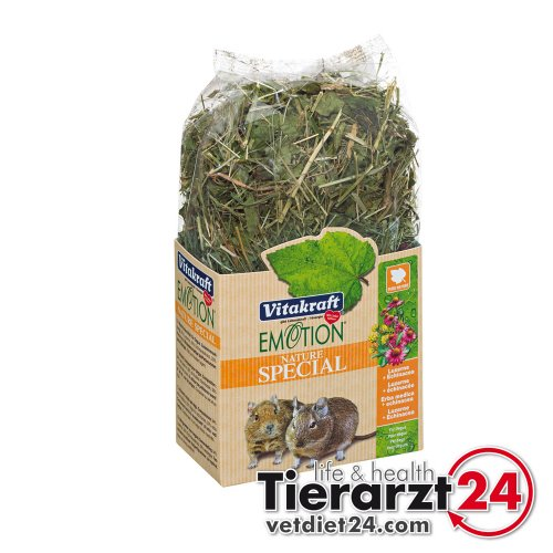 Vitakraft Emotion Nature Special Luzerne/Echinacea