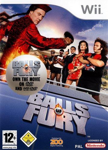 Balls of Fury (Nintendo Wii) - 1