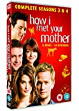 How I Met Your Mother - Season 3-4 [DVD]