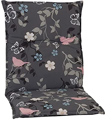 beo M503 Bregenz NL Saumauflage für hochwertig und pflegeleicht, angenehmer Sitzkomfort Niederlehner circa 48 x 98 cm, circa 5 cm dick von beo - Gartenmöbel von Du und Dein Garten